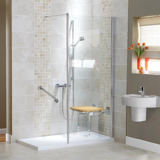 Bathroom adaptations and walk-in Showers for the elderly (Which)