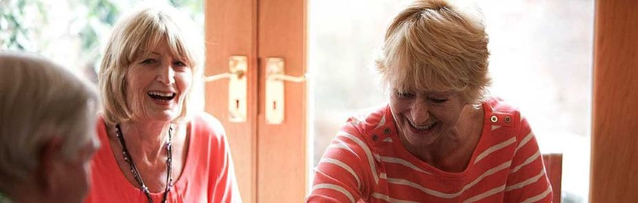 Relationships and Family - Living Alone (Age UK)