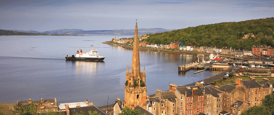 Discover The Beautiful Isle Of Bute (Grand UK Holidays)