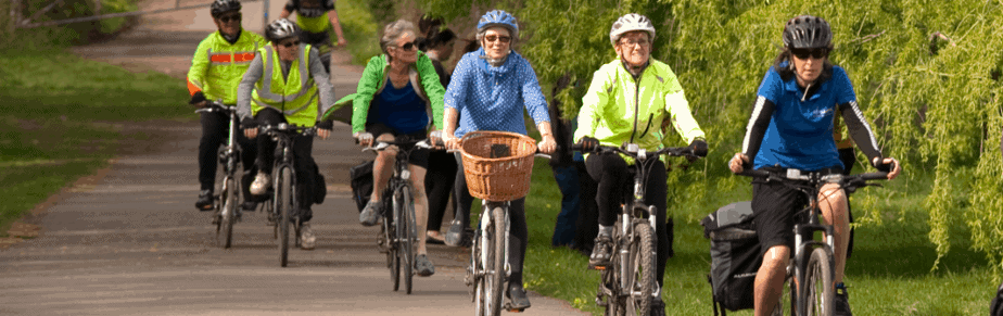 Life Cycle Over 55s Cycling Groups (Life Cycle UK)
