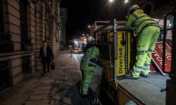 Almost 1 million over-50s working nights in UK