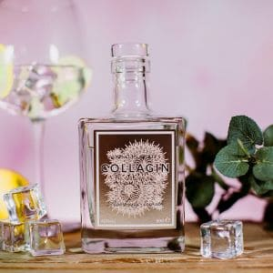 Collagin Gin With Added Collagen 50cl