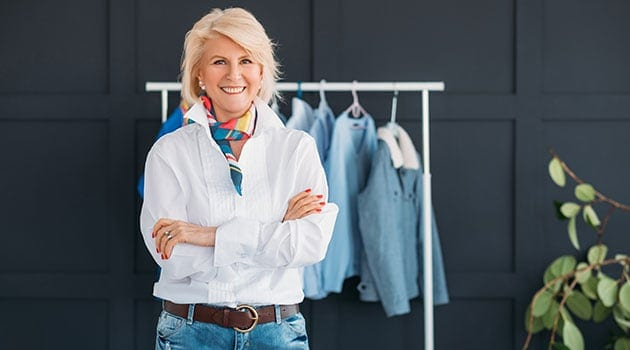 What to wear to stay stylish when you're over 50 (www.gransnet.com)