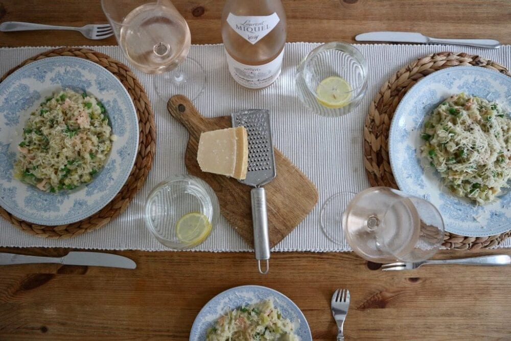 Elevated Dining at Home For you and your Family (via Burleigh Pottery)