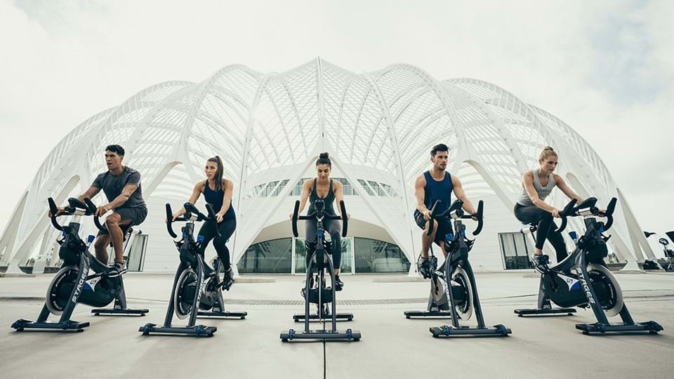 The anti-ageing power of pedaling – Fit Planet (via Les Mills)