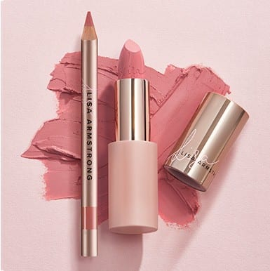 Lisa Armstrong Make-Up Collection Exclusively for AVON