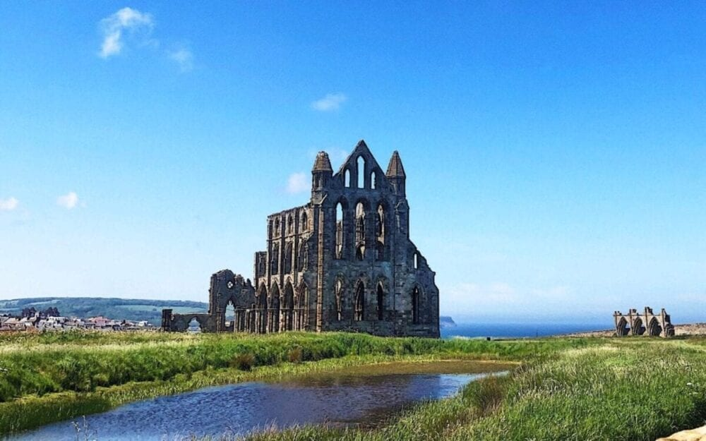 English Heritage: Whitby Abbey, North Yorkshire