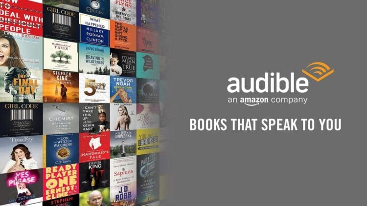 What is Amazon Audible and How to get it?