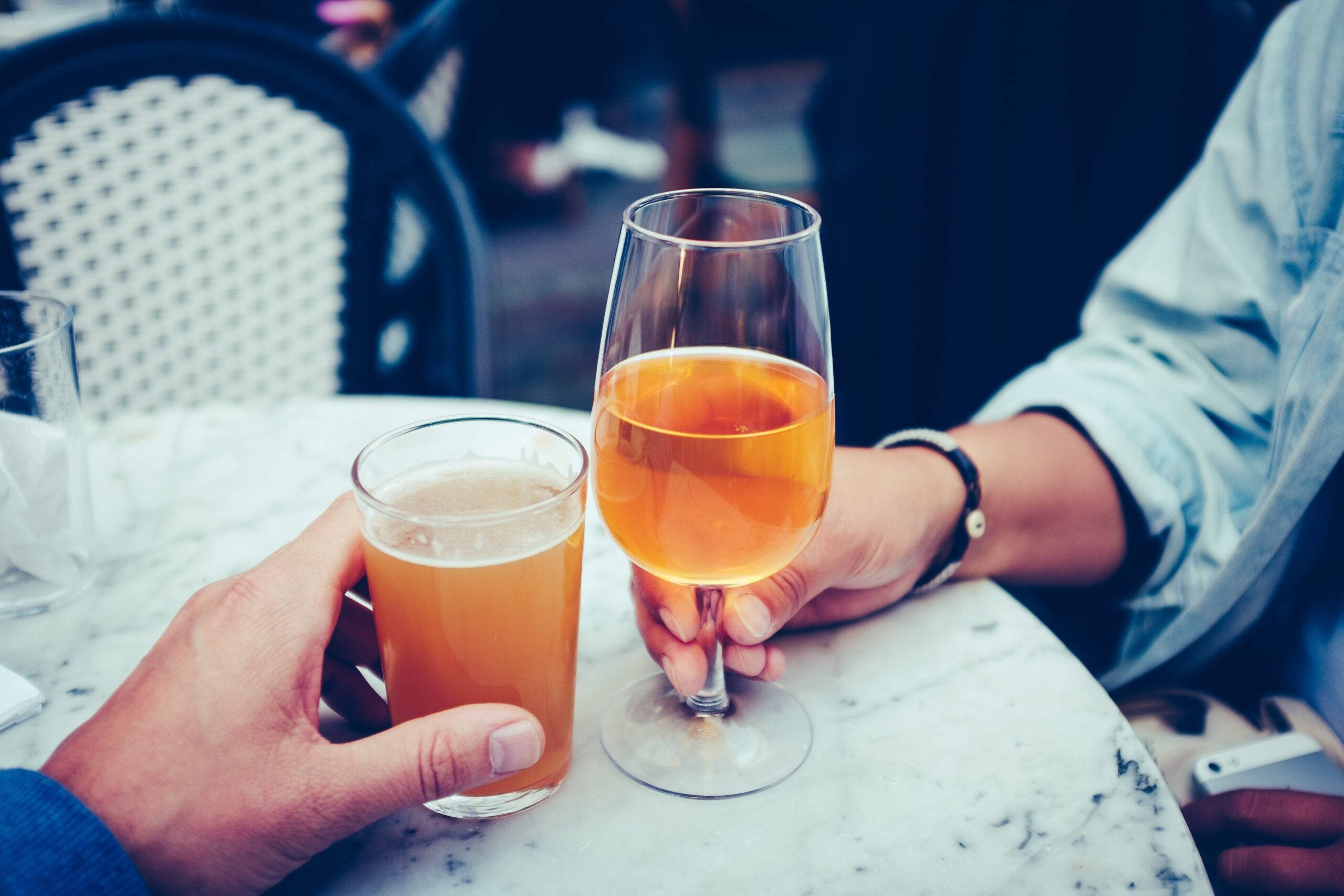 How alcohol affects the ageing process?
